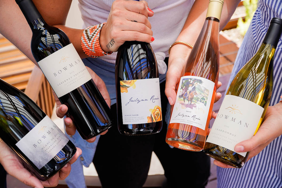 Bowman Cellars and Jacylnn Renee Wines