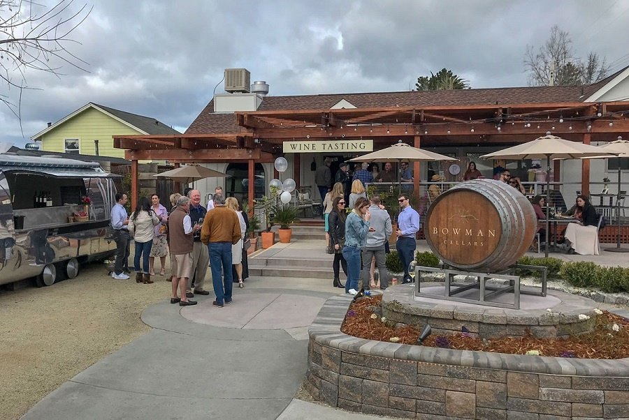Bowman Cellars Top Winery
