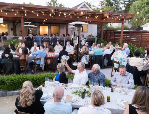 Co-Winemaker Dinner at Bowman Cellars with Jaclynn Renée Wines