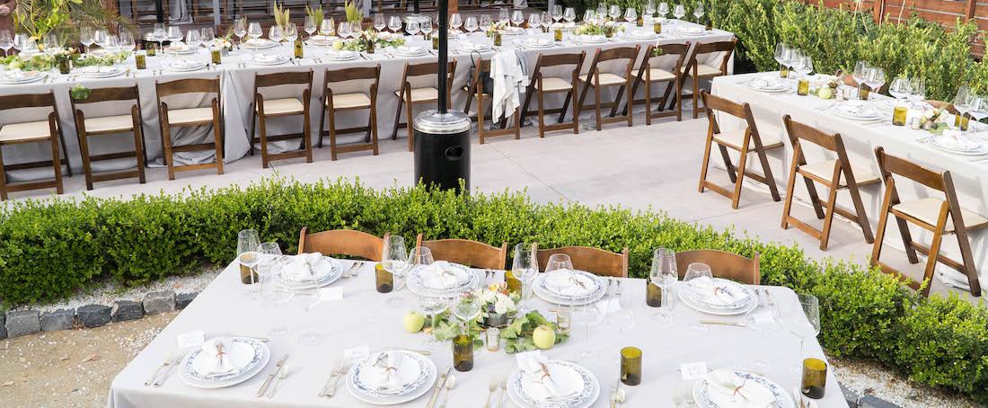 Winery Private Events Santa Rosa