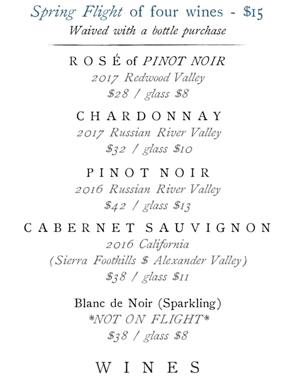 Bowman Cellars Wine