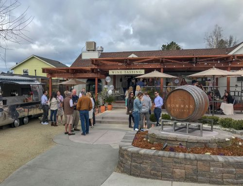 Featured: Guide to Wine Tasting in Graton – Sonoma County Tourism