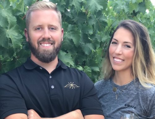 Winemaker Alex Bowman Featured in the Wine Write